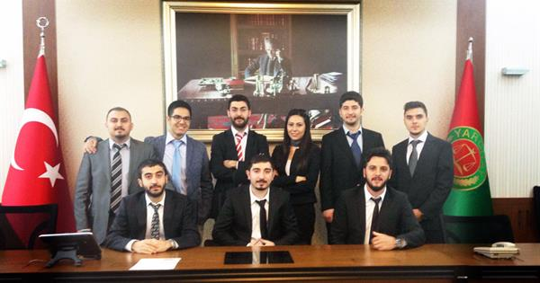 EMU Law Faculty Represented in Ankara at an International Conference