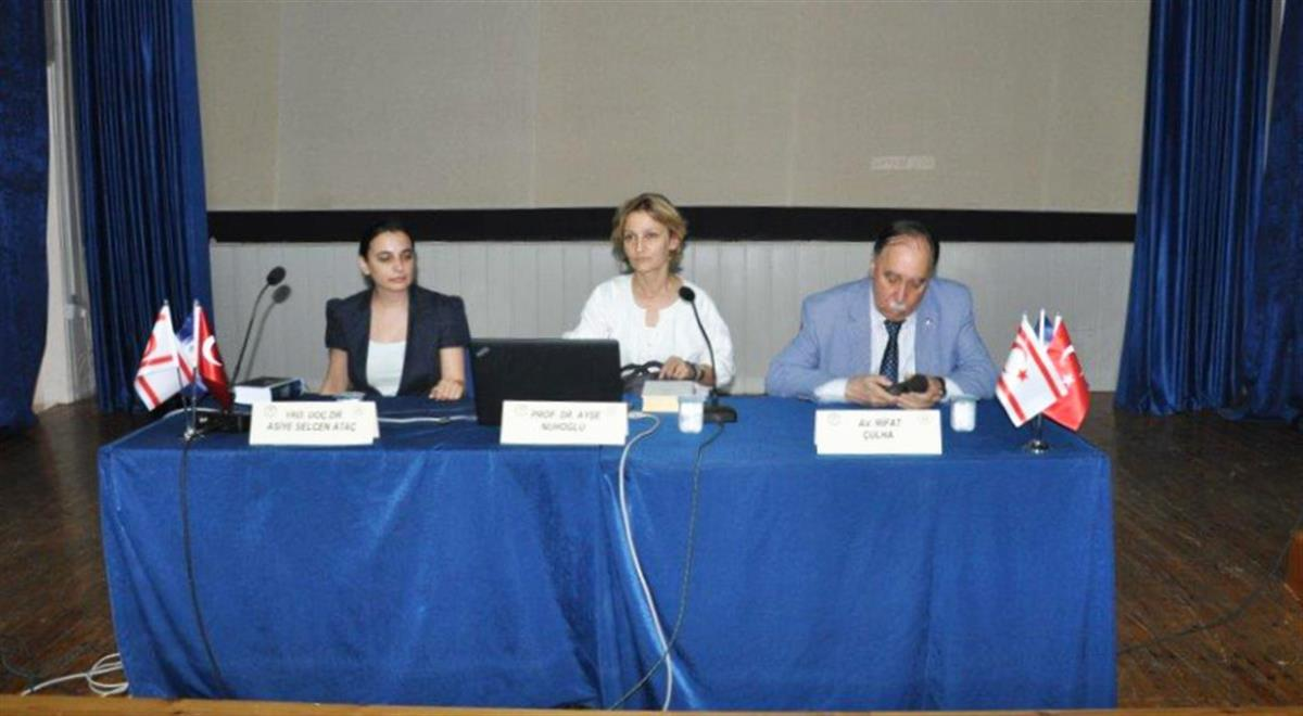 "A Seminar on ""Criminal Law"" at EMU Law Faculty"