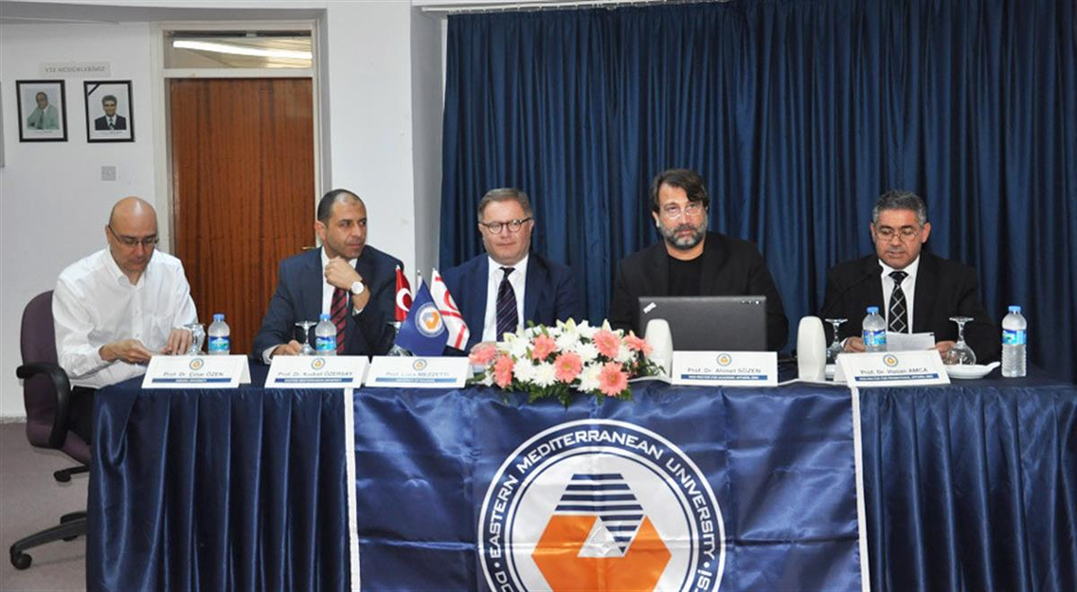 Turkish-Italian Constitutional Law Conference Commences in EMU